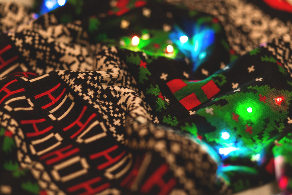 The Ballad of Ugly Christmas Sweaters